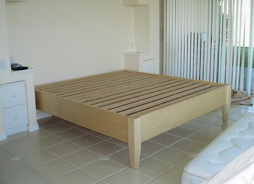 Custom Built Wooden Bedroom Sets - Michael Cowman\'s Custom ...