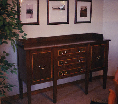 Custom Built Sideboards
